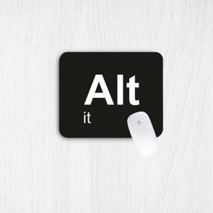 alt it mouse pad
