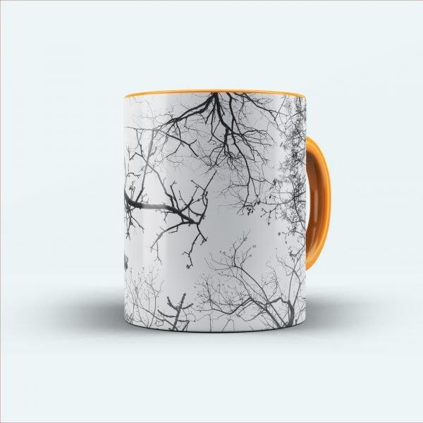 Old Tree color mug