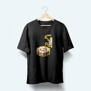 chai wala printed t shirt