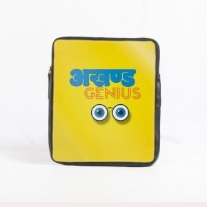 Akhand genius ipad sleeve yellow