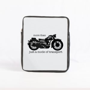 more than just a mode of transport iPad sleeve